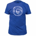 Guardians of the Galaxy t-shirt Guardian Logo 30/1 Soft Fitted mens royal