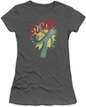 Gumby juniors t-shirt Bendable charcoal
