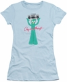 Gumby juniors t-shirt Clay Anything light blue