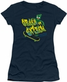 Gumby juniors t-shirt Green And Extreme navy