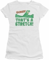 Gumby juniors t-shirt That's A Stretch white