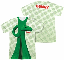 Gumby mens full sublimation t-shirt Gumb Me Sub