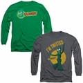 Gumby mens long sleeved shirts