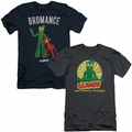 Gumby mens slim fit t-shirts