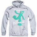 Gumby pull-over hoodie Flex adult athletic heather