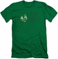 Gumby slim-fit t-shirt Clay What mens kelly green