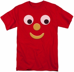 Gumby t-shirt Blockhead J mens red