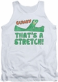 Gumby tank top Thats A Stretch mens white