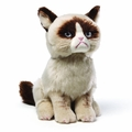 Gund Grumpy Cat Plush 9 inches