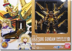 Gundam Akatsuki Complete Set HCM Pro Action Figure Model