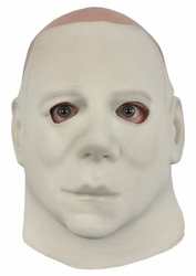 Halloween II Adult front face mask