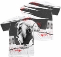 Halloween II mens full sublimation t-shirt Myers Mask