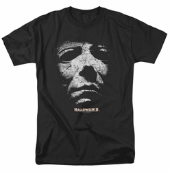 Halloween II t-shirt Mask mens black