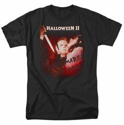 Halloween II t-shirt Nightmare mens black