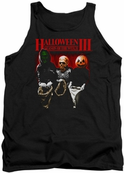Halloween III tank top Trick Or Treat mens black