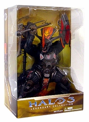 Halo 3 Legendary Collection Brute Chieftain statue figure