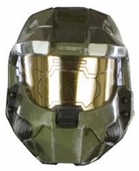 Halo Master Chief 1/2 vacuform Mask