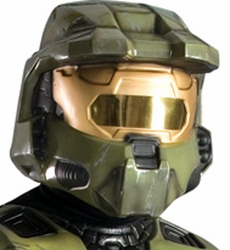 Halo Master Chief 2 piece Vacuform adult Mask