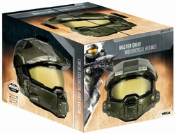 Halo Master Chief Modular Limited Edition Motorcycle Helmet