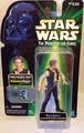 Han Solo Blaster Pistol & Holster action figure Star Wars Power of the Force