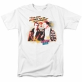 Happy Days t-shirt No Cardigans mens white