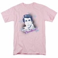 Happy Days t-shirt The Coolest mens pink
