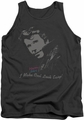 Happy Days tank top Cool Fonz mens charcoal