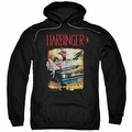 Harbinger pull-over hoodie Vintage Harbinger adult black