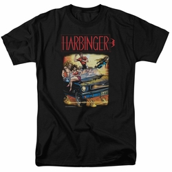 Harbinger t-shirt Vintage Harbinger mens black