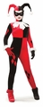 Harley Quinn Adult Costume DC Comics Gotham Girls
