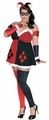 Harley Quinn costume Plus Size Gothams Most Wanted