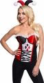 Harley Quinn Headband adult accessory