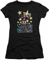 Harley Quinn juniors t-shirt Hammer Time black