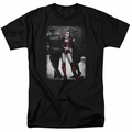 Harley Quinn t-shirt Arrest mens black