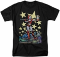 Harley Quinn t-shirt Hammer Time mens black