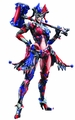 Harley Quinn Variant Play Arts Kai Action Figure 32132