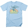 Hawkwoman t-shirt DC Comics mens