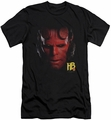 Hellboy II slim-fit t-shirt Hellboy Head mens black