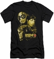 Hellboy II slim-fit t-shirt Ungodly Creatures mens black