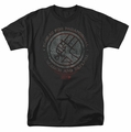 Hellboy II t-shirt BPRD Stone mens black