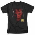 Hellboy II t-shirt Hellboy Head mens black