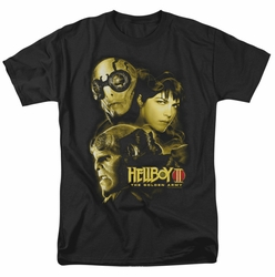 Hellboy II t-shirt Ungodly Creatures mens black