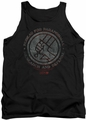 Hellboy II tank top Bprd Stone mens black