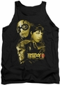 Hellboy II tank top Ungodly Creatures mens black