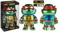 Hikari Teenage Mutant Ninja Turtles Raphael Metallic Sofubi Figure