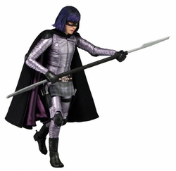 Hit Girl action figure clean version Kick Ass 2