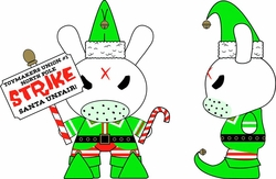 Holiday Elf 3-Inch Dunny pre-order