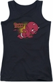 Hot Stuff juniors tank top Little Devil black