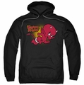 Hot Stuff pull-over hoodie Little Devil adult black