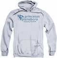 House pull-over hoodie Princeton Plainsboro adult athletic heather